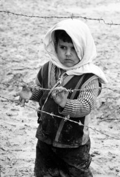Palestinian Child of war , that has lasted decades . At hand of evil Israel government and military