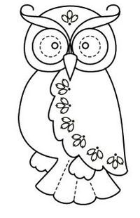 owl pattern
