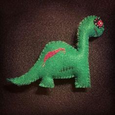Zombie Dinosaur $5.00 Wenn's Weird Creations on Etsy and Facebook Halloween