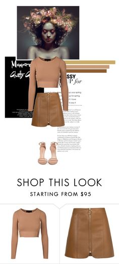 """""""Untitled #706"""" by nabma ❤ liked on Polyvore featuring Stuart Weitzman"""