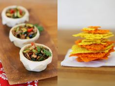 This website has amazing raw food and vegetarian dishes.  Yummy!