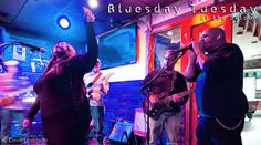 The best ongoing live music event in Loudoun County: Bluesday Tuesday at the downtown saloon in Leesburg, VA.
