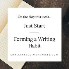 I've launched a blog! Please check it out when you get the chance, and let me know what you think. Link in bio.  .  .  .#blog #wordpress #writers#writing#writersofinstagram#youngadult#writingtruths#write#leapoffaith#writer#inspiration #youngadultbooks#writinglife#writingtips#author#yafiction#book#amwriting#authorsofinstagram #writinginspiration #aspiringauthor #juststarted #writinghabits