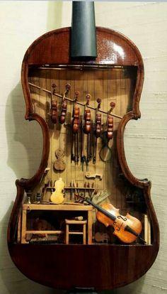 The little violin shop