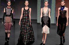 Dior Couture Fall 2013, em Paris (Foto: Getty Images)