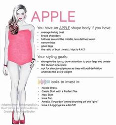 Learn how to dress for your body shape in the most comfortable LuLaRoe clothes. This is the apple body shape Apple Body Shape Outfits, Dresses For Apple Shape, Dress Apple Shape, Apple Body Shape Clothes, Apple Body Fashion, Apple Shape Fashion, Apple Body Type, Apple Body Shapes, Body Shape Chart