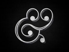 Fantastic Ampersand from Matt Vergotis.