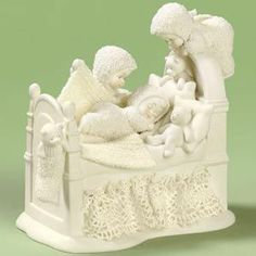 Snowbabies | ... Watch Over You - 69486 - Snowbabies - - FEATURED - Collector's Gallery