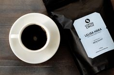 Get up early and stay up late. Lelisa Hara Hochland-Kaffee | Coffee Circle