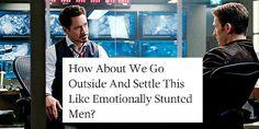 civil war destroyed me — Captain America: Civil War + the Onion headlines