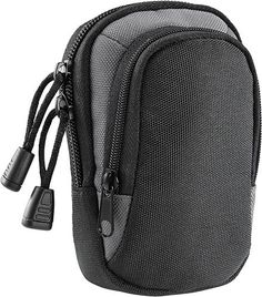 Dynex™ - Medium Camera Case - Black