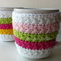 Design by Dalkær: Coffee cup cozy