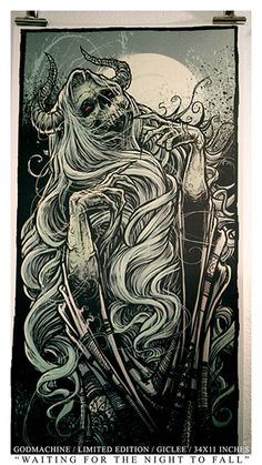 Waiting_for_the_night_to_fall-godmachine-screenprint-trampt-221416m