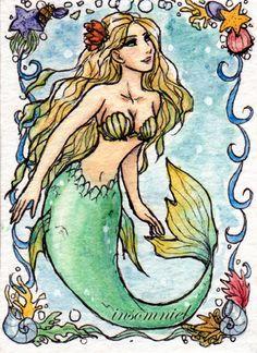 mermaid ATC