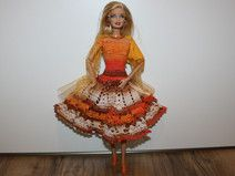 """""""Herbstfarben""""  für Barbie"""