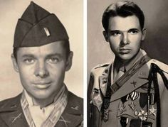 Audie Murphy - 25 World War II Heroes Who Put Their Lives On The Line