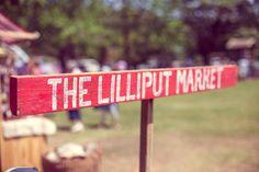 Our kiddies market!