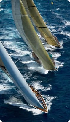 Sailing. What a shot