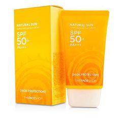 Natural Sun Super Defense Sun Cream SPF 50+ - 50g-1.76oz