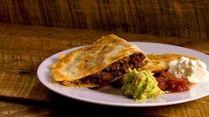 Quesadillas au boeuf haché Main Meals, Beef Recipes, Sandwiches, Pork, Menu, Favorite Recipes, Treats, Snacks, Cooking