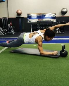 """10.5k Likes, 108 Comments - Alexia Clark (@alexia_clark) on Instagram: """"6 MINUTE CORE CIRCUIT 60seconds of each exercise for 6minutes straight! #alexiaclark…"""""""