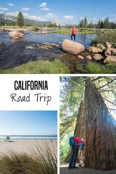 California road trip