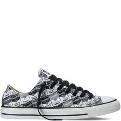 114732686 Chuck Taylor All Star Andy Warhol white/black Andy Warhol, Boty Converse,  Chuck