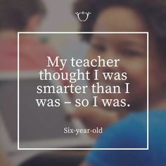 Teaching kids to have a growth mindset (and believing it yourself, that they can…