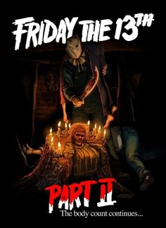 Friday the 13th: Part 2 by Jeff Zornow