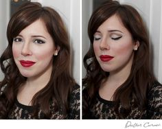 Dallas Curow Blog: makeup for colour and black & white photography