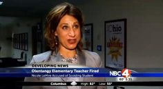 Ohio Teacher Fired After Confronting School Bully
