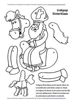 #trekpop #Sinterklaas op #paard Amerigo