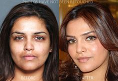 """How To"" Beauty Tutorial: Foundation for a Clear Indian Complexion"