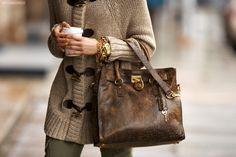 Michael Kors Hamilton Tote, next purse? i think sooo