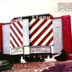 Massillon, Ohio   Stark Drive in we went to the movies in our pajamas.