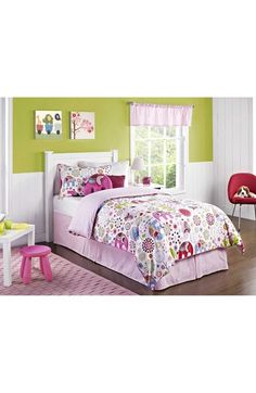 So cute for a little girl's room!