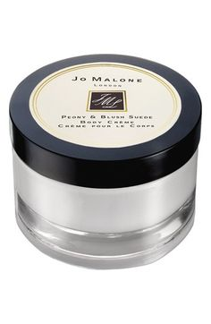 Jo Malone™ 'Peony & Blush Suede' Body Crème | Nordstrom ❤️❤️❤️❤️❤️❤️ smells amazing beautiful and leaves your skin super soft