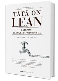 Tätä on Lean - Niklas Modig & Pär Åhlström
