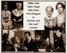 Arsenic and Old Lace (1969) Lillian Gish, Helen Hayes, Bob Crane, Fred Gwynne DVD $6.99 FREE ship USA