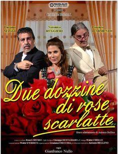 """http://www.tredicionline.it/appuntamenti/details/156-due-dozzine-di-rose-scarlatte.html Un classico della commedia degli equivoci,un intramontabile successo di umorismo raffinato e di sensualità galante e discreta: """"Due dozzine di rose scarlatte"""".  Lecce (Lecce), Teatro Paisiello Ore 21:00, ingresso a pagamento. Info. 3426639005"""