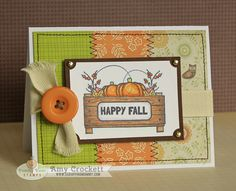 Scrapping Mommy: Happy Fall - Peachy Keen Stamps October Release {Day 4}