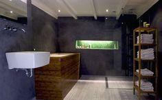 tadelakt in der k che deco tadelack pinterest regenwassernutzung kleinkl ranlagen und. Black Bedroom Furniture Sets. Home Design Ideas