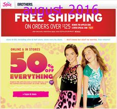 Justice coupons & Justice promo code inside The Coupons App. Everything is off at Justice, or online via promo code 727 April Dollar General Couponing, Coupons For Boyfriend, Coupon Stockpile, Free Printable Coupons, Grocery Coupons, Love Coupons, People Shopping, Extreme Couponing, Coupon Organization