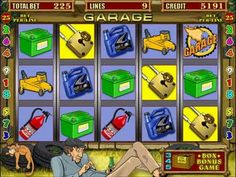 Скачать на андроид игровые автоматы гараж что происходило в пятницу 29 января 2009г в казино шангрила