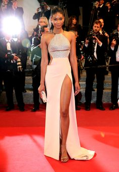 "Chanel Iman ""Hands of Stone"" Premiere"