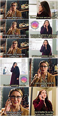 Kara Danvers Supergirl, Supergirl Comic, Supergirl 2015, Supergirl And Flash, Superhero Tv Series, Superhero Memes, Molduras Vintage, Supergirl Season, Melissa Marie Benoist