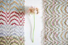 Kaunis räsymatto-cotton woven rugs