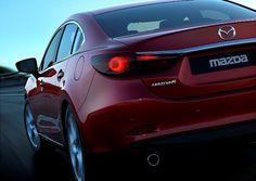 Mazda automobile - good picture