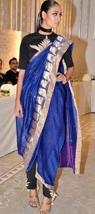 Anamika Khanna saree