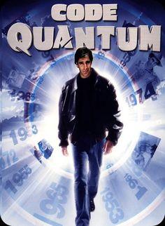 Un peu de lecture: Série vintage  Code quantum